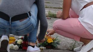 Halálos kalocsai száguldás: a 19 éves lány barátja összetört párja halálhírétől