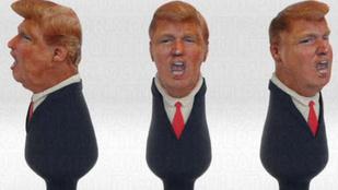Donald Trump anál plugként vált halhatatlanná
