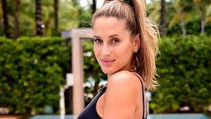 Iszonyú jó csaj a világ legfiatalabb bikinitervezője