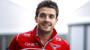 Jules Bianchi sporttársai is gyászolják a Forma 1-es versenyzőt