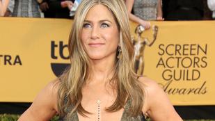 Brad Pitt becsületén nem esett csorba, mert Jennifer Aniston és Matt LeBlanc nem is jött össze