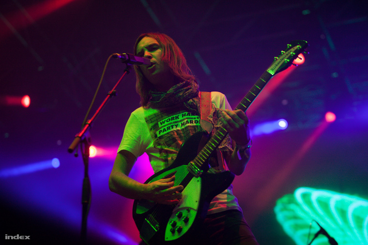 A Tame Impala 2013-as koncertje a Szigeteken