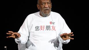 Bill Cosbyt egy 10 évvel ezelőtti vallomása löki még mélyebbre