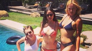 Demi Moore teljesen kiakadt a medencéjében talált hullán