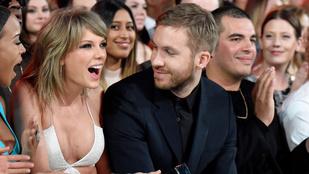 Taylor Swift azt mondja, Lady Gagának köszönheti Calvin Harrist