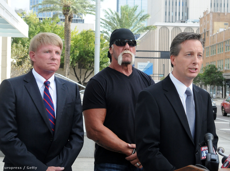Hulk Hogan szexuális videó
