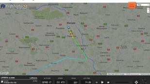 100 méteren múlt, hogy egy utasszállító nem ütközött össze egy drónnal