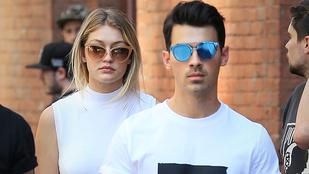 Szakított Gigi Hadid és Joe Jonas