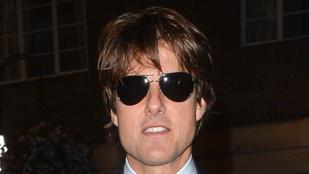 Vajon mi van Tom Cruise fején?