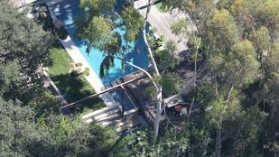 Demi Moore medencéjét azóta nem tisztították ki, mióta hullát találtak benne