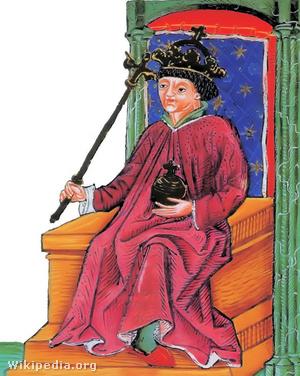III. András Thuróczi János krónikájában