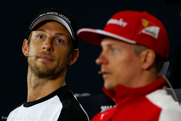 Button és Raikkönen, a két 35 éves világbajnok akár egy évre is aláírna