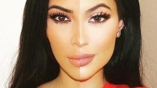 Itt a bizonyíték, hogy a Kardashianek klónok, ufók, mind ugyanaz a személy!