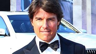 Egészen meglepő mértékben bomlanak a nők Tom Cruise-ért