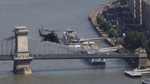 Kitalálja, melyik celebházaspár megy helikopterrel a Hungaroringre?
