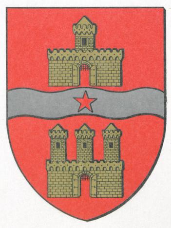 "A ""szocialista Budapest"" 1966-os címere"