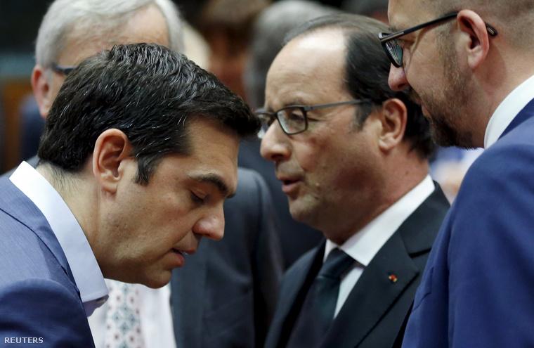 A görög kormány még izzadhat a megoldást keresve