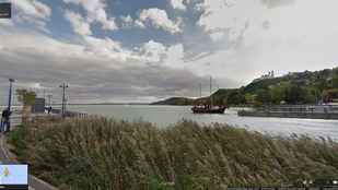 Halott férfit találtak a Balatonban
