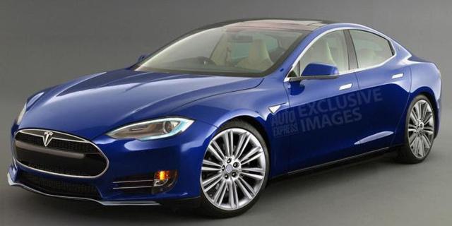 A Model 3 látványterve