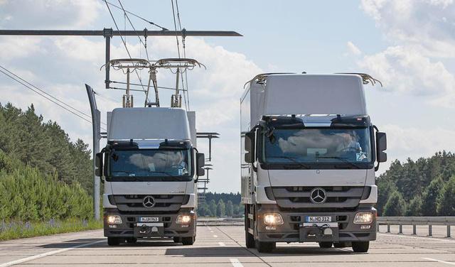 A Mercedes nem látott potenciált a rendszerben (fotó: Siemens)