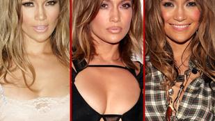 Jennifer Lopez fotóiról képtelenség megmondani, hogy mikor készültek