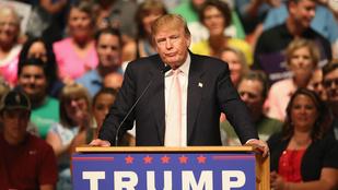 Nemi erőszakkal vádolta exfelesége Donald Trumpot