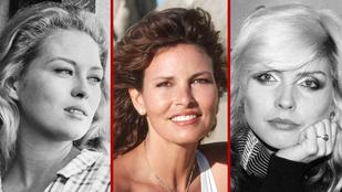 10 celebnő, akikről nem gondolná, hogy már elmúltak 70 évesek