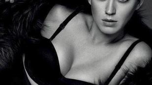 Melltartóban fotózták a szemtelenül dögös Katy Perryt