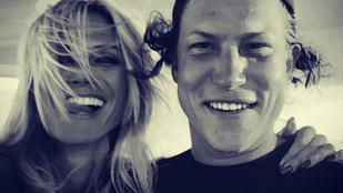 Heidi Klum tudatta a világgal, hogy szerelmes