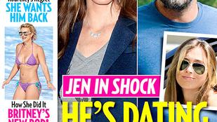 Ben Affleck állítólag összejött a bébiszitterével