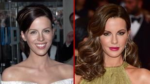 Még egy színésznő, aki nem tud öregedni