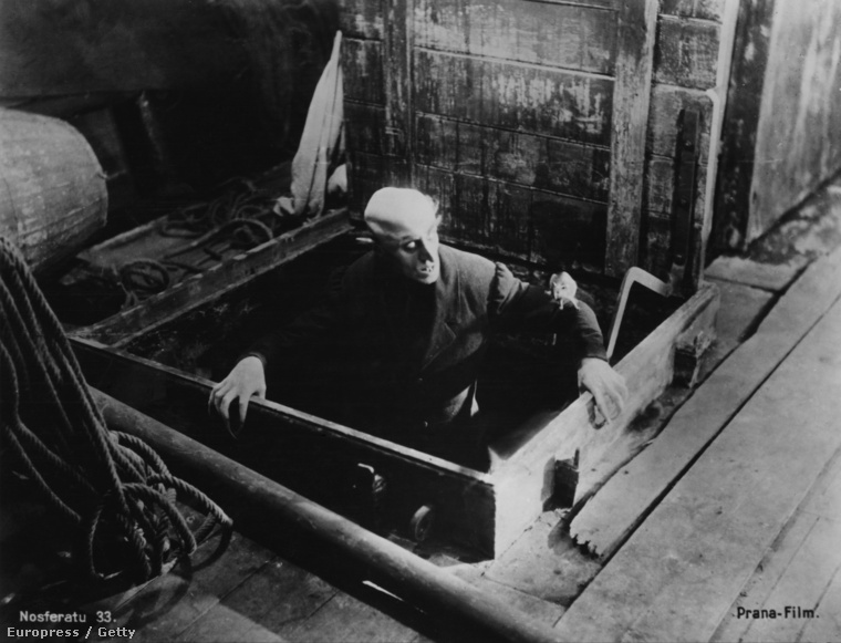 Max Schreck,Orlokn szerepében