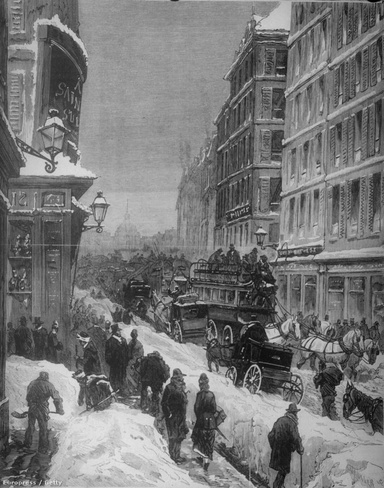 Párizs, 1879.