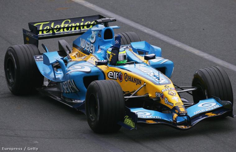 A 2005-ös Renault