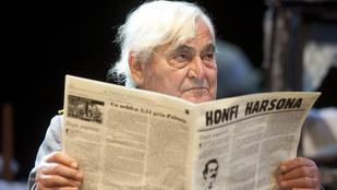 Elhunyt Sinkó László, aki Grabowskinak is kölcsönözte a hangját