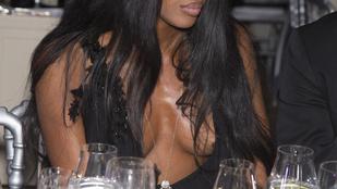 Felfüggesztett börtönt kapott Naomi Campbell