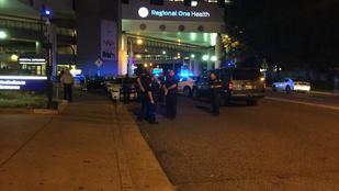 Agyonlőttek egy rendőrt Memphisben