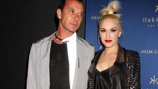 Gwen Stefani 13 év házasság után válik