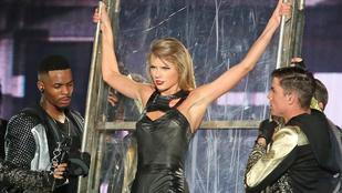 Taylor Swift többször öltözik át egy este alatt, mint ön egész héten