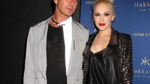 Gwen Stefaniék állítólag megcsalás miatt válnak