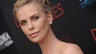 Őrület, Charlize Theron 40 éves lett