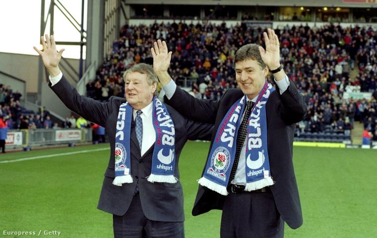 Jack Walker és Brian Kidd