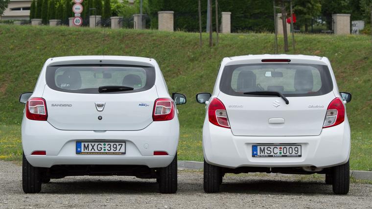 Látványosan szélesebb a Dacia