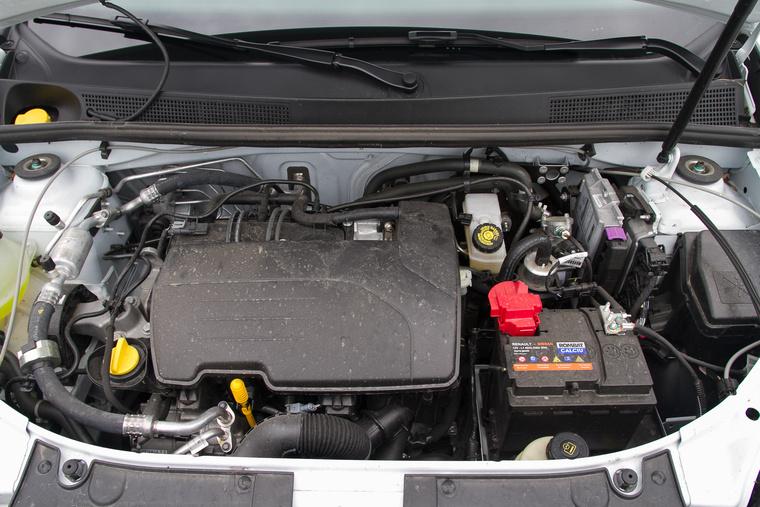 Ez a Dacia például gyárilag LPG-s. Ravasz húzás a márkától