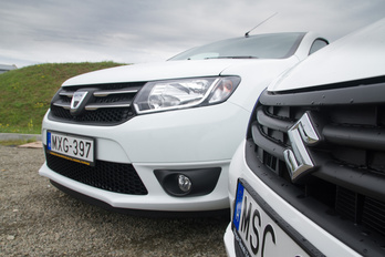 A Suzuki megszorongatja a Daciát