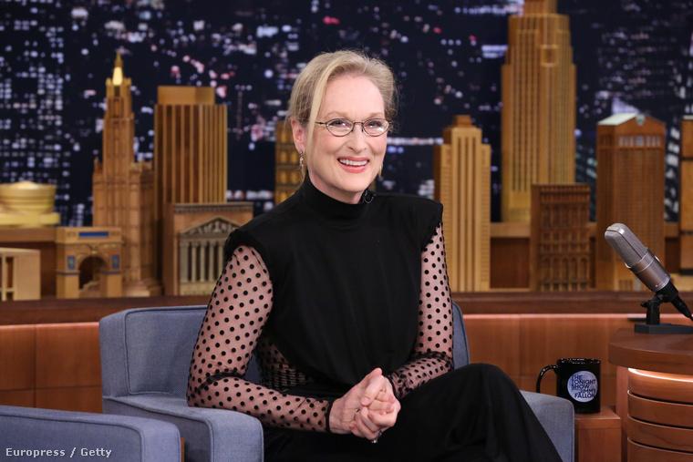 Meryl Streep az egyetlen 45 fölötti nő, akire egy blockbustert is rá mernek bízni