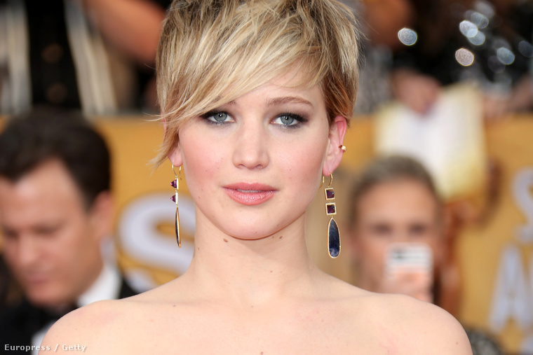Jennifer Lawrence: a megjelenés is fontos szempont