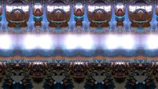 Ezeken a képeken Rorschach-teszt lett Ozorából