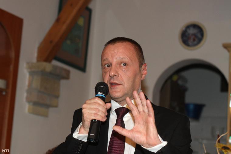 Győri Tibor, a Miniszterelnökség volt jogi ügyekért felelős államtitkára