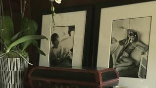 Cindy Crawford pucér mellekkel dekorálta ki lakását